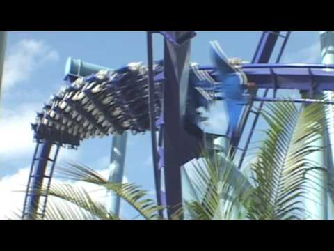 Manta Soars on Test Flights at SeaWorld Orlando