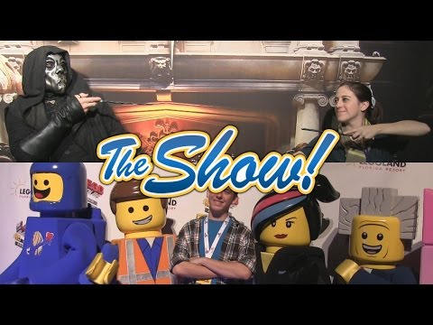 Attractions - The Show - Harry Potter Celebration; Lego Movie 4D; latest news - Feb. 4, 2016