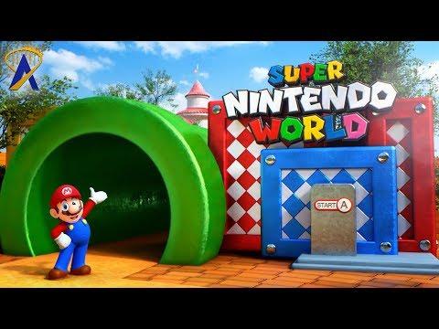 Super Nintendo World Teaser - Coming to Universal Studios Japan in 2020