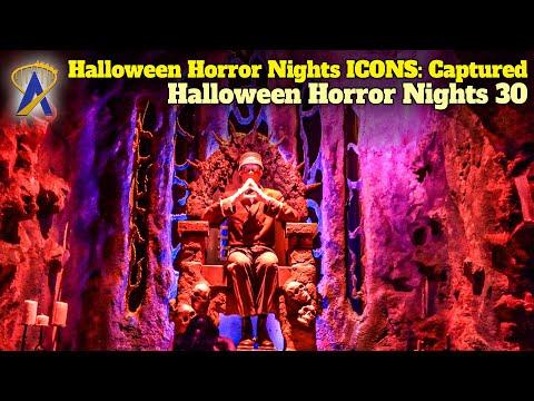 Halloween Horror Nights ICONS: Captured Walkthrough - Halloween Horror Nights 30 - Orlando
