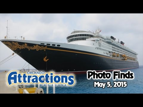 Photo Finds: Disney Cruise Line