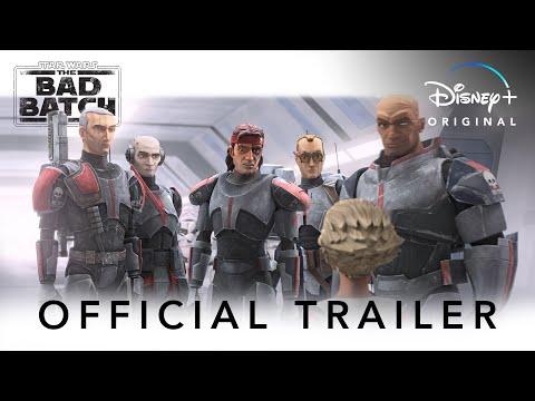 Star Wars: The Bad Batch | Official Trailer | Disney+
