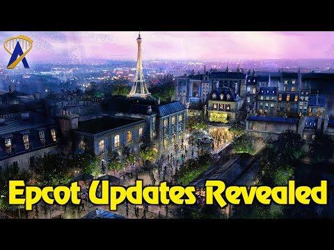 Ratatouille, Future World transformation and more coming to Epcot