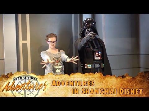 Attractions Adventures - 'Adventures in Shanghai Disney Part 1' - Oct. 14, 2016