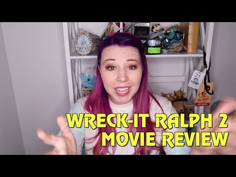 Movie Review - Ralph Breaks The Internet: Wreck-It Ralph 2
