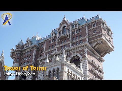 Tower of Terror at Tokyo DisneySea - Ride POV