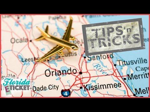 Florida E-Ticket - 'Travel Tips-n-Tricks' - June 10, 2017