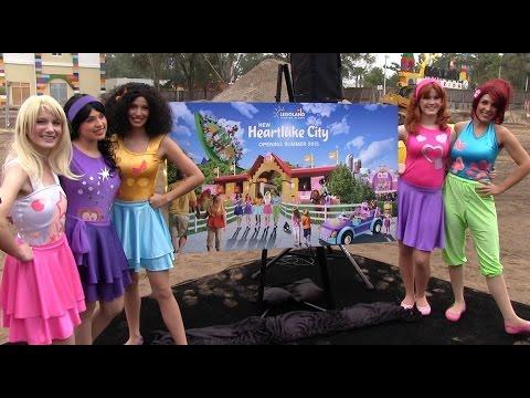 Lego Friends Heartlake City land coming to Legoland Florida