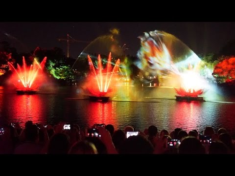 Rivers of Light Animal Kingdom nighttime show preview