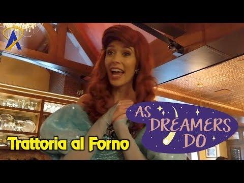 Bon Voyage from Trattoria al Forno - As Dreamers Do