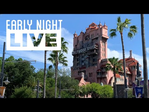Early Night Live: Hollywood Studios Updates