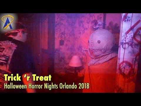 Trick 'r Treat highlights from Halloween Horror Nights Orlando 2018