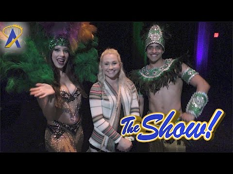 Attractions - The Show - Universal's Mardi Gras; Flower & Garden Festival; news - March 2, 2017