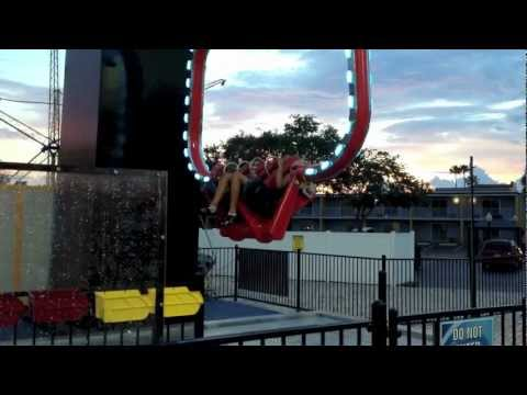Vomatron ride by Old Town in Kissimmee, Florida