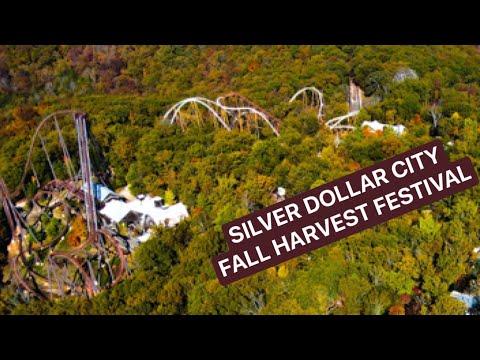 Silver Dollar City Fall Harvest Festival - DJI Mavic Air 2 drone, DJI Osmo Mobile, GoPro Hero 8