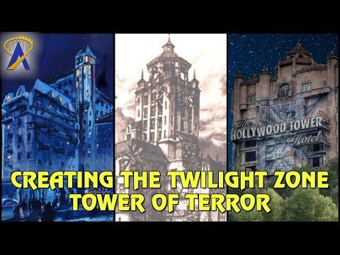 Creating The Twilight Zone Tower of Terror