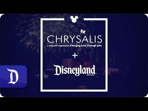 Disneyland Resort Donates $600,000 to Chrysalis