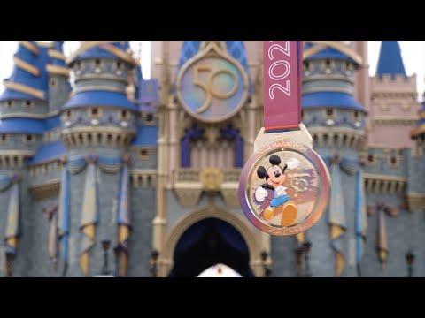 Medal Reveal | 2022 Walt Disney World Marathon Weekend