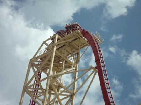 Hollywood Rip Ride Rockit Testing - 5/25/09