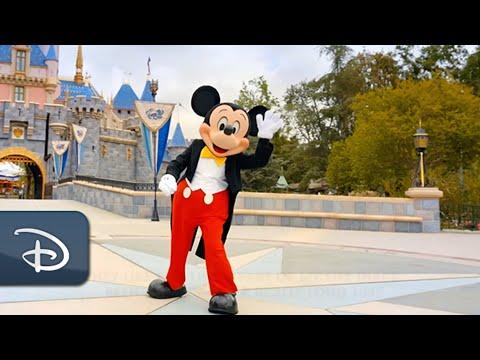Disneyland Reopening Day - Welcome Back!   Disney Parks