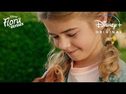 Flora And Ulysses | Feeling Like A Hero | Disney+