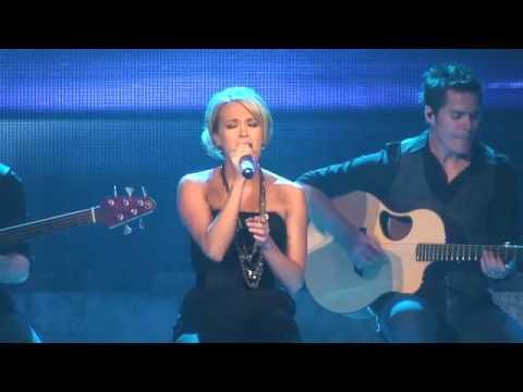 Carrie Underwood Sings at Walt Disney World's American Idol