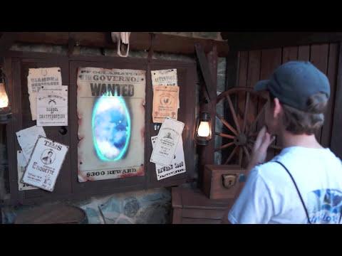Sorcerers of the Magic Kingdom Interactive Game at Magic Kingdom in Walt Disney World