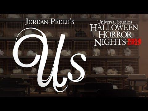 Jordan Peele's Us - Halloween Horror Nights 2019 Announcement