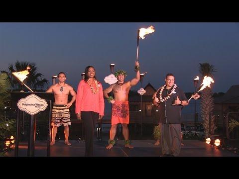 Disney's Polynesian Villas & Bungalows opening ceremony
