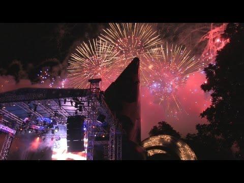 Rockin' 4th of July Celebration fireworks at Disney's Hollywood Studios
