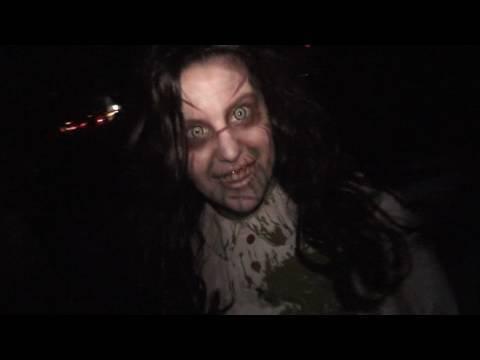 Halloween Horror Nights 19 2009 Opening Night Scare Zones