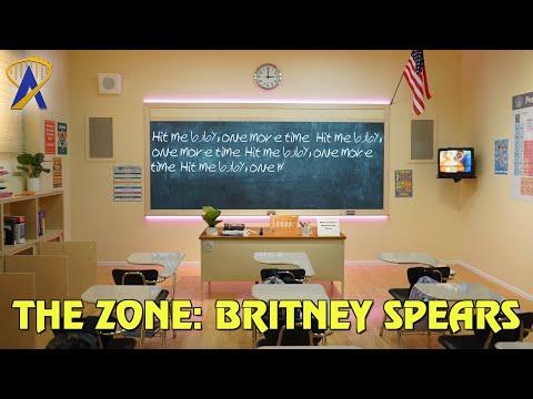 'The Zone: Britney Spears' Exhibit in Los Angeles