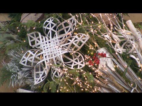 #FeelGoodFriday: Holiday Snowflakes at Disney's Animal Kingdom Making a Big Impact