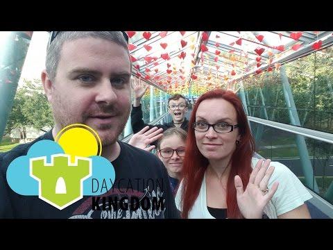 Daycation Kingdom - 'Orlando Science Center' - Episode 62 - Nov. 14, 2016