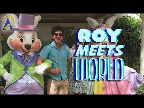 Roy Meets World - 'Easter Fun at Walt Disney World' - April 18, 2017