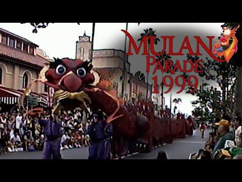 Mulan Parade - Disney MGM Studios (1999)