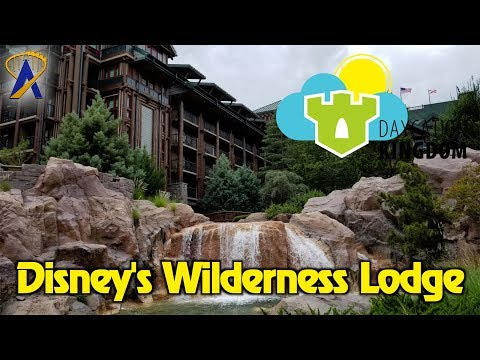 Daycation Kingdom - 'Exploring Disney's Wilderness Lodge Resort' - Episode 96 - July 17, 2017