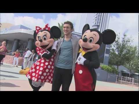 Idol winner Philip Philips at American Idol Experience at Disney's Hollywood Studios
