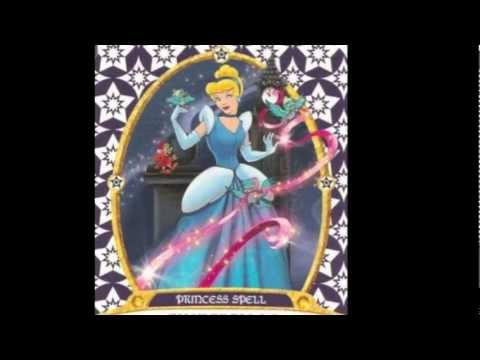 All 70 Sorcerers Spell Cards plus variations for Sorcerers of the Magic Kingdom