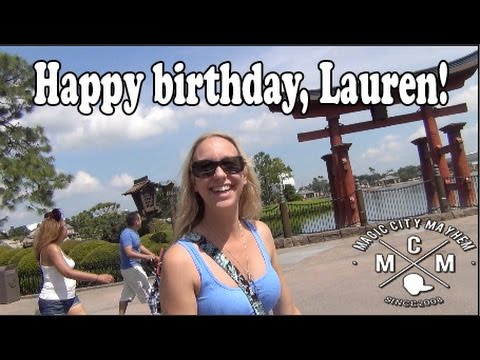 """Magic City Mayhem: """"Happy Birthday, Lauren!"""" - Sept. 9, 2015"""