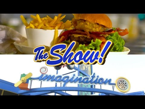 Attractions - The Show - Legoland additions; Kitchen Challenge; latest news - June 9, 2016