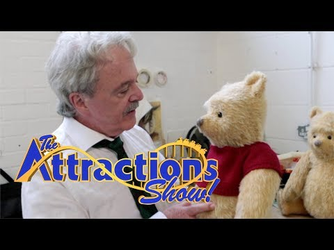 The Attractions Show! - Disney Aspire; Jim Cummings interview; latest news