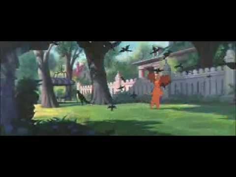 (Original 1955) Lady And The Tramp Trailer