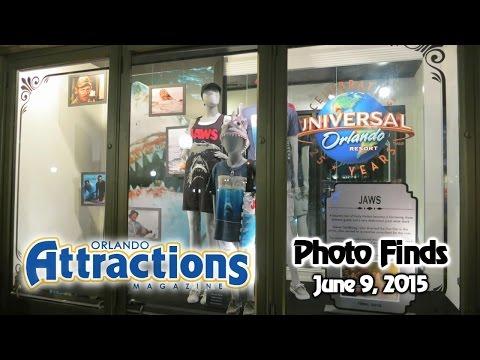 Photo Finds: Universal Orlando's 25th anniversary