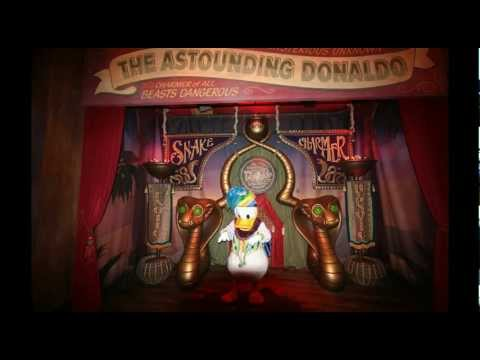 Photo Finds: Storybook Circus final segments: Big Top Souvenirs and Pete's Silly Sideshow 10-9-12