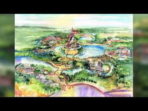 DreamVision Soundscape presentation - New theme park in Muscle Shoals, Alabama