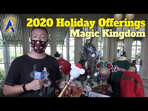 Report from Magic Kingdom Christmas Celebrations 2020