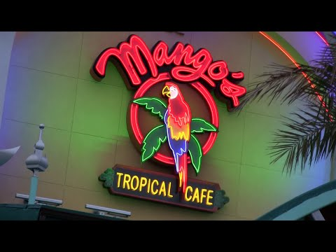 Mango's Tropical Cafe brings South Beach to International Drive