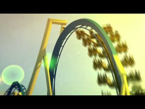 Wild Eagle® Virtual Ride at Dollywood Theme Park In Pigeon Forge