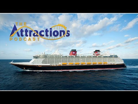 LIVE: The Attractions Podcast #97 - Disney Cruises returning, Halloween updates, and more!